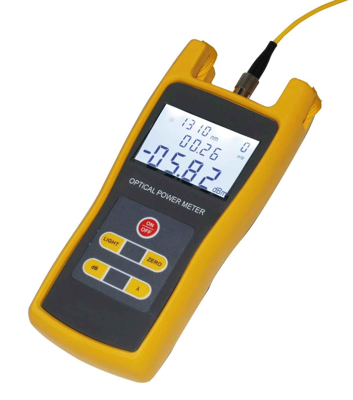 Optical Power Meter : Optical power meter ksun test instrument